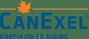 CANEXEL prefinished siding logo
