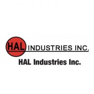 HAL INDUSTRIES logo
