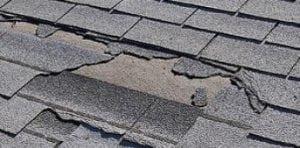 Residential shingle repair