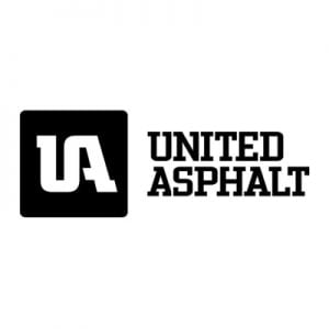 UNITED ASPHALT logo