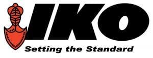 IKO - Setting the standard logo