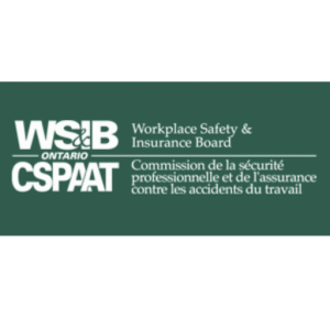 WSIB Workplace Safety and Insurance Board Ontario