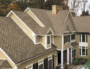 Weathered Wood Roofing services
