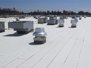 Commercial flat roof ottawa