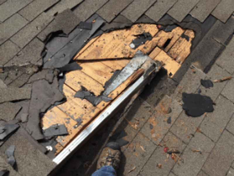 Roof repair Ottawa