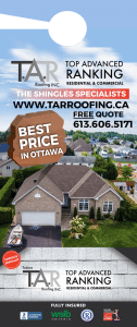 Top Advanced Ranking residential and commercial. The shingles specialists. FREE quote 613-606-5171. Best Price in Ottawa