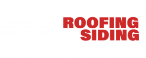 Mr. Roofing & Siding Company Logo