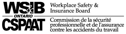 Workplace Safety & Insurance Board (WSIB) logo