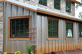 metal siding installation