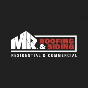 Mr. Roofing & Siding Logo